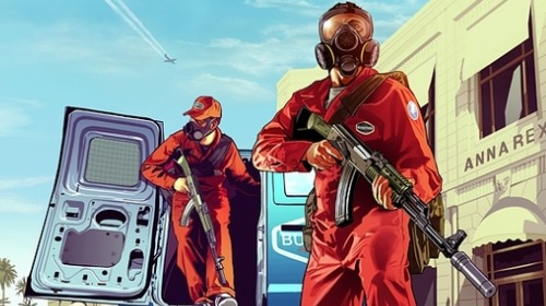 GTA V Annual Releases