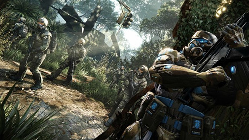 crysis 3 multiplayer impressions