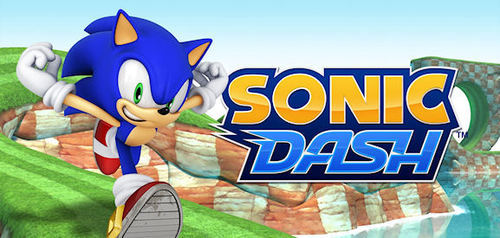 sonic dash ios