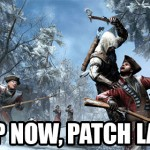 Assassin's Creed 3 Thanksgiving Patch Fixes a Broken Game