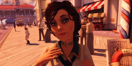 bioshock infinite elizabeth