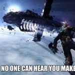 Dead Space 3 and the Voice of Reason