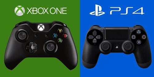 xbox one ps4