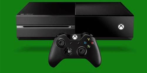 xbox one reveal