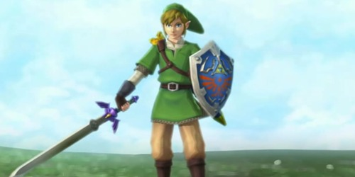 Link Skyward Sword
