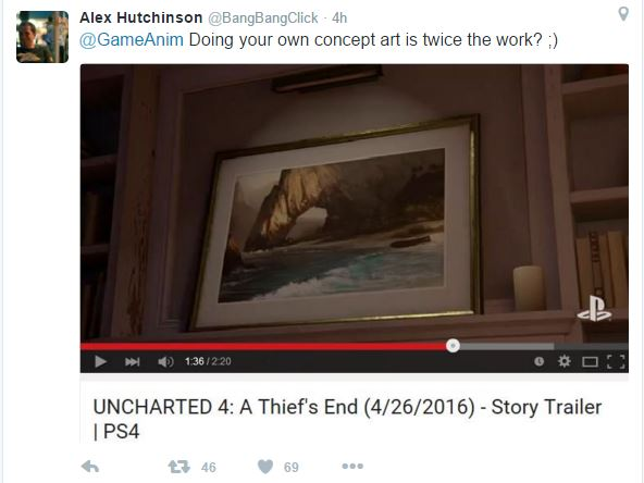 uncharted 4 trailer assassins creed
