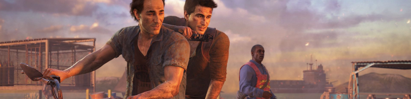 The Reaction to Assassin's Creed Artwork in Uncharted 4's New Trailer Was Blown Way Out of Proportion